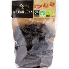Chevaliers d'Argouges Friture de chocolats noirs bio 72% cacao 140g