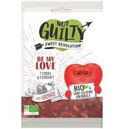 Not Guilty bonbons vegan be my love saveur grenade bio 100g