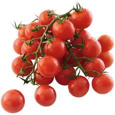 tomate cerise ronde en grappe bourriche 250g