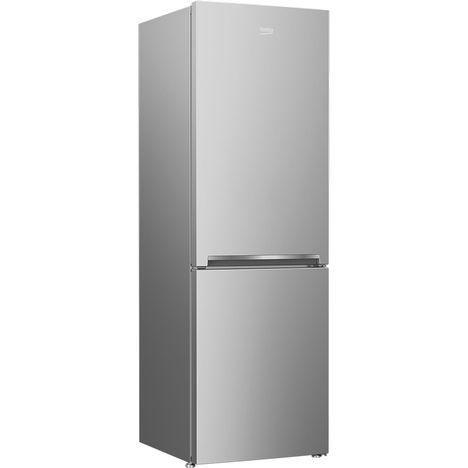 BEKO Réfrigérateur combiné RCSA365K30FS, 346 L, Froid brassé