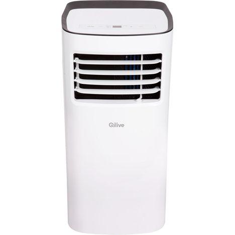 QILIVE Climatiseur Q5726/134520, 2344 W, 8000 BTU/h