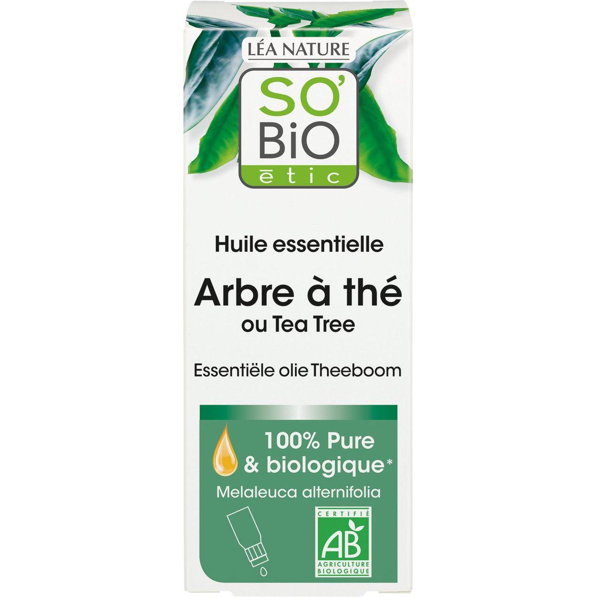 So Bio Etic Huile essentielle arbre à thé 15ml