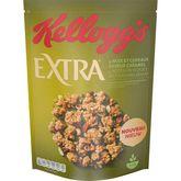 Kellogg's céréales extra noix et caramel 450g