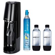 SODASTREAM Machine à gazéifier - PACK LVAISSNOIR