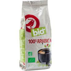 AUCHAN BIO Café moulu 100% arabica 250g