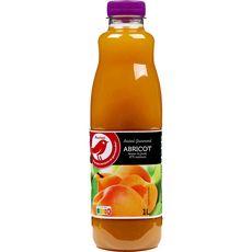 AUCHAN Instant gourmand nectar abricot 1l