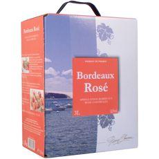 PIERRE CHANAU Bib AOP Bordeaux rosé 3l
