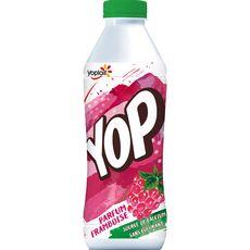 YOP YOP Yaourt à boire à la framboise 825g 825g