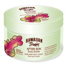 Hawaiian Tropic Beurre corporel après-solaire à la noix de coco 200ml