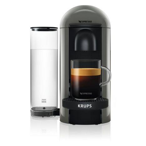 KRUPS Cafetière à dosette - YY4208FD