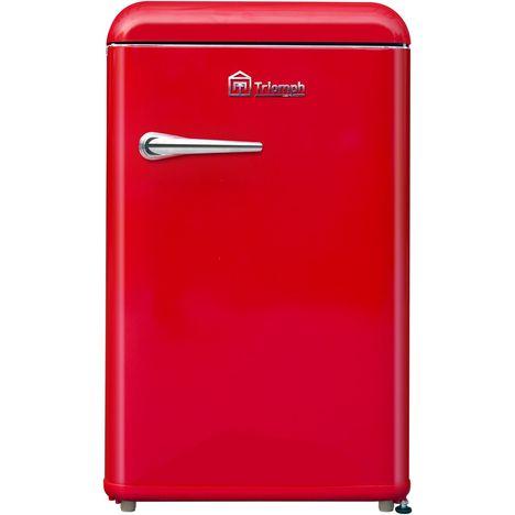 TRIOMPH Réfrigérateur table top TLTT118R, 118 L, Froid statique