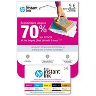 HP Carte Prépayée Instant Ink