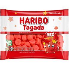 HARIBO Bonbons tagada red 400g