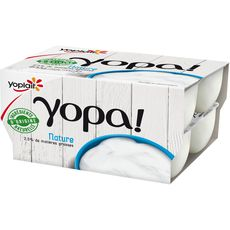 YOPA Yopa nature 8x100g