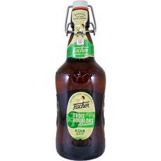 FISCHER Bière blonde 3 houblons d'alsace 6% 65cl