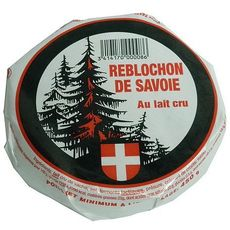 FROMAGERIE GUILLETEAU Reblochon de Savoie au lait cru AOP 450g 450g