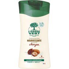 L'Arbre Vert Crème douche nourrissante huile d'argan 250ml