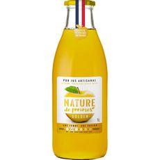 NATURE DE POMMES Pur jus de pommes Golden 1L