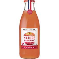 Nature de pommes Pur jus de pommes Pink Lady 1L