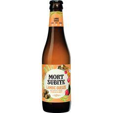 Mort Subite gueuze bière 4,5° -33cl