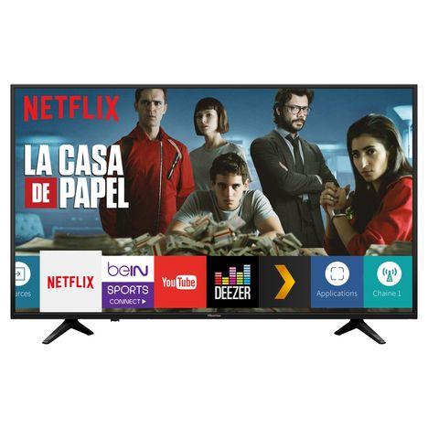 HISENSE H58A6100 TV LED 4K Ultra HD 146 cm Smart TV