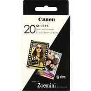 CANON Papier photo Zink pour Zoemini 20 feuilles