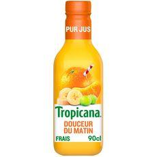 Tropicana pur jus d'orange douceur du matin 90cl