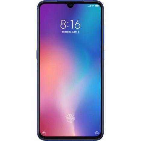 XIAOMI Smartphone - XIAOMI MI 9 - 64 Go - 6.4 pouces - Bleu - 4G - Double SIM - Verre ultra résistant