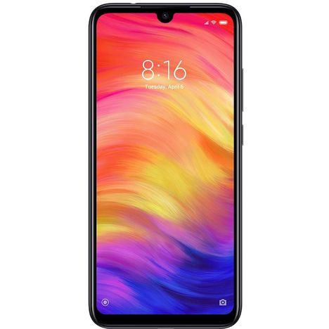 XIAOMI Smartphone - XIAOMI REDMI NOTE 7 - 32 Go - 6.3 pouces - Noir - 4G - Double Nano SIM