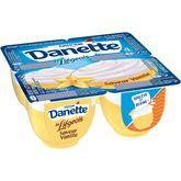 Danone Danette liégeois 4x100g