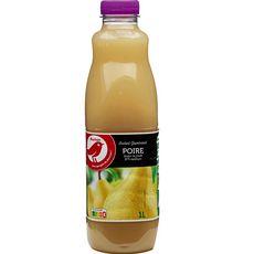 AUCHAN Instant gourmand nectar de poire 1l