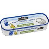 Connetable Connétable Filets de maquereaux MSC à l'huile d'olive bio 130g