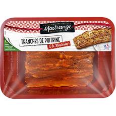 MADRANGE Poitrine de porc à la mexicaine 5 pièces 380g