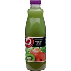 AUCHAN Nectar Instant Gourmand pomme kiwi 1l