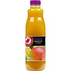 AUCHAN Instant gourmand nectar de mangue 1l