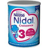 Nestlé Nidal croissance 3 de 10 à 36 mois boite 800g