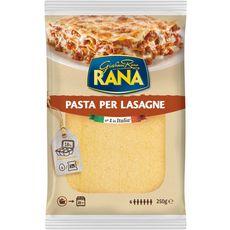 Giovanni Rana lasagnes fondantes, feuilles fines 250g
