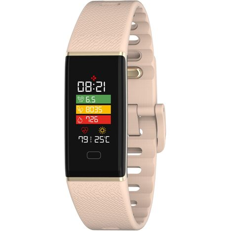 MYKRONOZ Montre connectée  KRONOZ ZETRACK - Rose - Bluetooth