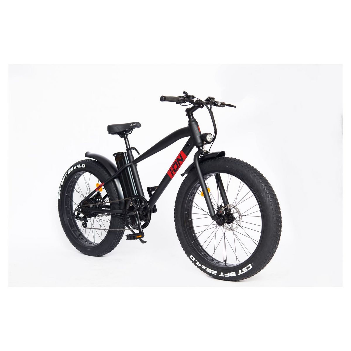 Vélo à assistance électrique - EBIKE FAT 26 - Noir