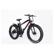 REVOE Vélo à assistance électrique - EBIKE FAT 26 - Noir