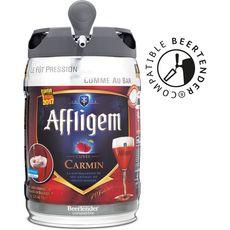 AFFLIGEM Affligem Bière carmin belge d'abbaye fruits rouges 6,7% fût pression 5l 5l