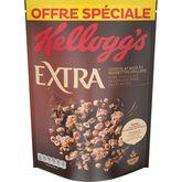 Kellogg's extra chocolat noir 600g