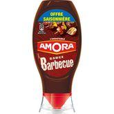 Amora sauce barbecue 490g offre saisonnière