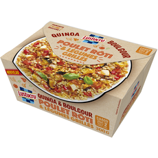 Lustucru Box quinoa, boulgour, poulet et légumes 300g 300g