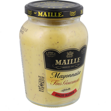 Maille mayonnaise fins gourmets bocal 320g