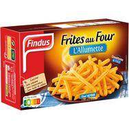 Findus frite au four allumette 350g