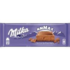 MILKA Tablette de chocolat au lait du Pays Alpin 1 pièce 270g