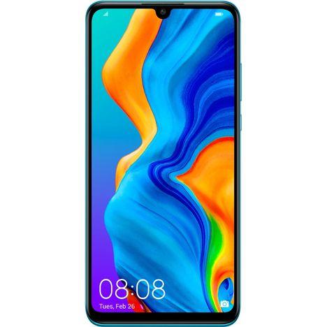 HUAWEI Smartphone -  P30 LITE - Bleu - 128 Go - 6.15 pouces - 4G+ - Nano Sim ou carte microSD