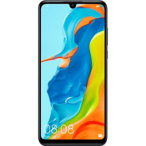 HUAWEI Smartphone -  P30 LITE - Noir - 128 Go - 6.15 pouces - 4G+ - Nano Sim ou carte microSD