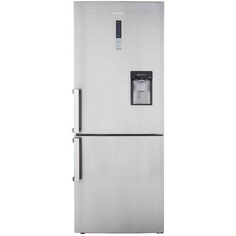 SAMSUNG Réfrigérateur combiné RL4363FBASL, 432 L, Froid ventilé